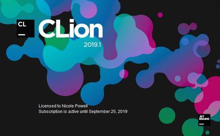 JetBrains CLion 2019.1.4
