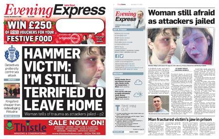 Evening Express – December 17, 2019