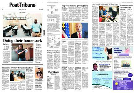 Post-Tribune – August 13, 2018