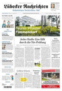 Lübecker Nachrichten Ostholstein Süd - 11. Oktober 2017