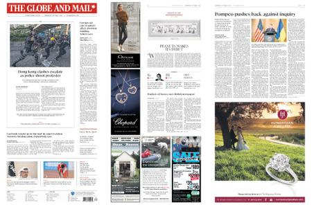 The Globe and Mail – October 02, 2019
