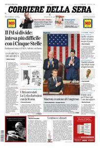 Corriere della Sera - 26 Aprile 2018