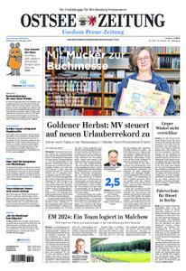 Ostsee Zeitung Wolgast - 10. Oktober 2018