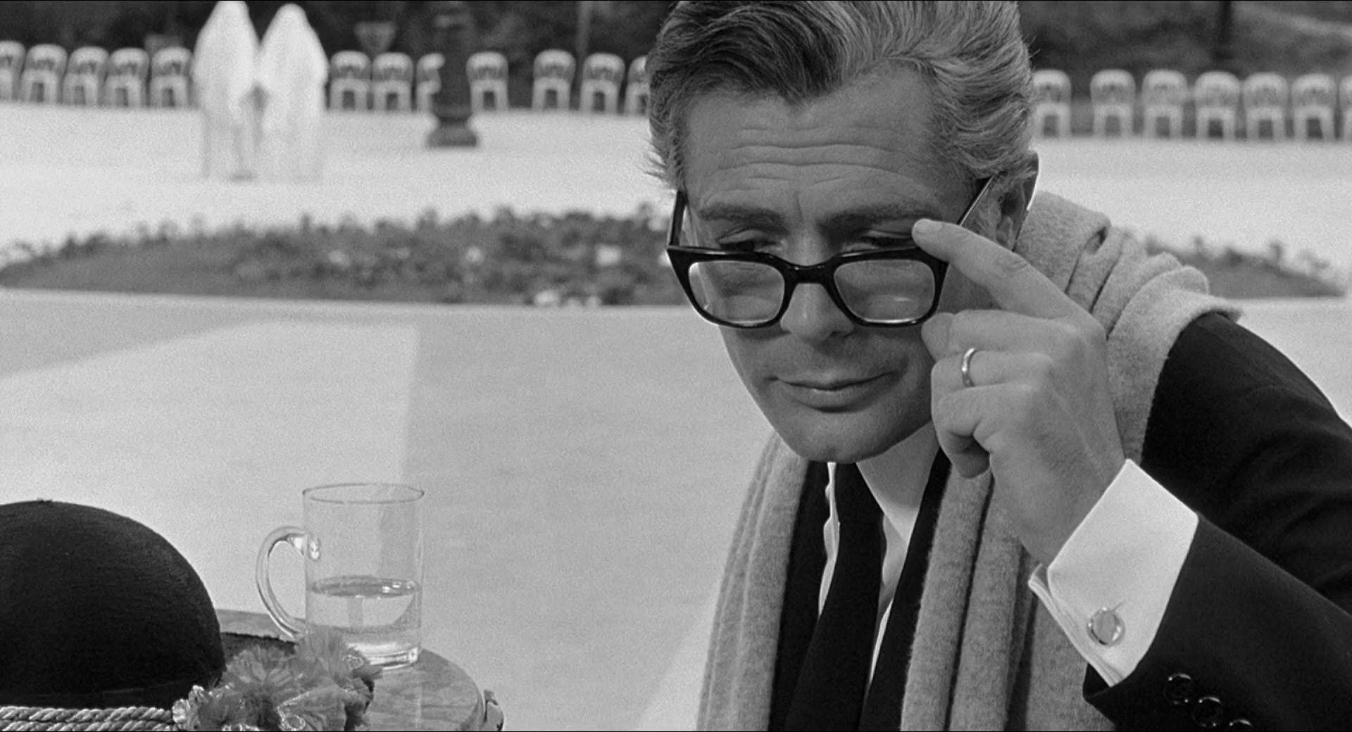 8½ (1963) Criterion Collection [Fellini's Eight and a Half] + Extras