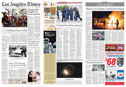 Los Angeles Times – July 03, 2019