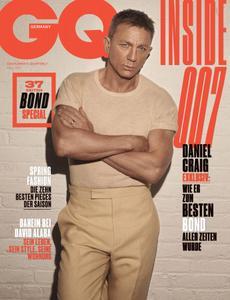 GQ Germany - April 2020