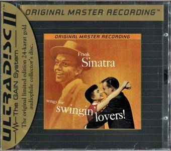 Frank Sinatra - Songs For Swingin' Lovers! (1956) [MFSL, UDCD 538]