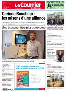 Le Courrier de l'Ouest Nord Anjou – 23 octobre 2019