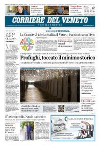 Corriere del Veneto Venezia e Mestre – 22 dicembre 2019