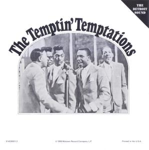 The Temptations - The Temptin' Temptations (1965) [1998, Remastered Reissue]