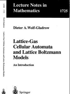Lattice Gas Cellular Automata and Lattice Boltzmann Models