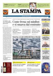 La Stampa Imperia e Sanremo - 9 Giugno 2019