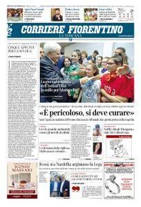 Corriere Fiorentino La Toscana – 18 settembre 2018