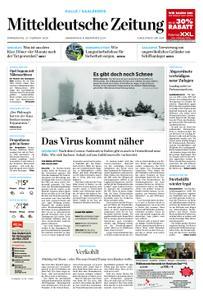 Mitteldeutsche Zeitung Zeitzer Zeitung – 27. Februar 2020