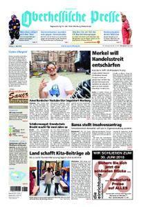 Oberhessische Presse Hinterland - 27. April 2018