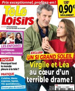 Télé Loisirs - 24 Février 2020