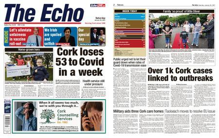 Evening Echo – January 30, 2021