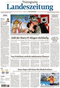 Thüringische Landeszeitung – 13. Januar 2020