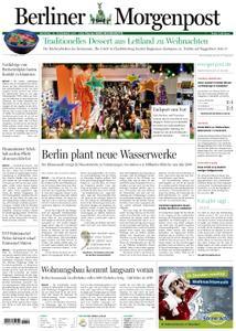 Berliner Morgenpost – 23. Dezember 2019