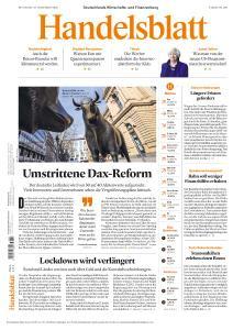Handelsblatt - 25 November 2020