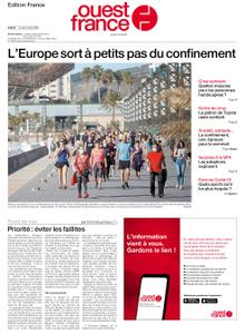 Ouest-France Édition France – 04 mai 2020