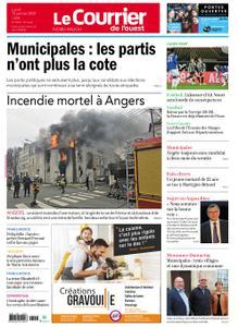 Le Courrier de l'Ouest Nord Anjou – 13 janvier 2020