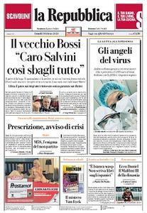 la Repubblica - 3 Febbraio 2020