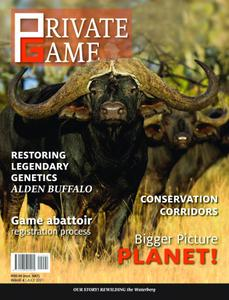 Wildlife Ranching Magazine - July 2021