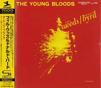 Phil Woods & Donald Byrd - The Young Bloods (1956) {2014 Japan Prestige 7000 Chronicle SHM-CD HR Cutting Series UCCO-5280}