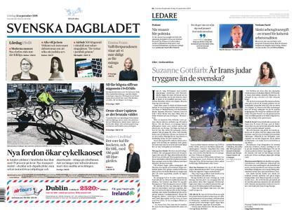 Svenska Dagbladet – 14 september 2019