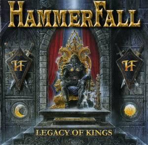 HammerFall - Legacy of Kings (1998)