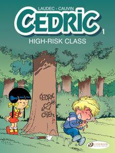 New Releases 2015 4 3 Cedric 001 High Risk Class 2008 Cinebook digital HD Lynx Empire cbr