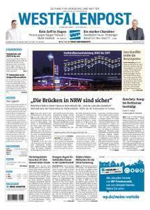 Westfalenpost Wetter - 16. August 2018