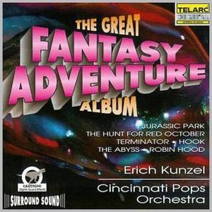 Erich Kunzel & Cincinnati Pops Orchestra - The Great Fantasy (1994)