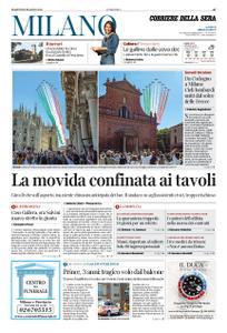 Corriere della Sera Milano – 26 maggio 2020