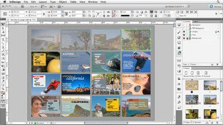 InDesign CS5: Interactive Documents and Presentations