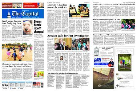 The Capital – September 19, 2018