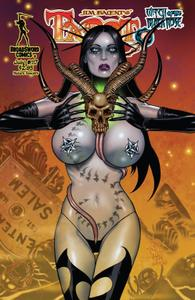 Tarot - Witch of the Black Rose 117 (2019) (2 covers) (Digital) (DR & Quinch-Empire