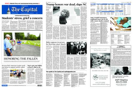 The Capital – May 26, 2020