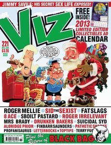 Viz No 221 2012 HYBRiD COMiC eBook