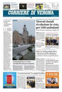 Corriere di Verona - 14 Novembre 2017