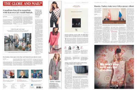 The Globe and Mail – January 14, 2020