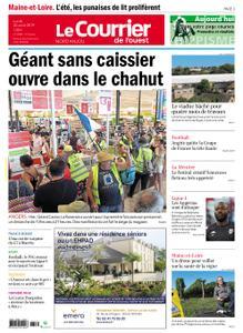 Le Courrier de l'Ouest Nord Anjou – 26 août 2019