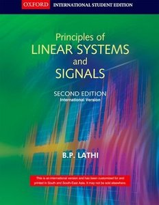 Principles of Linear Systems And Signals, 2nd Edition (repost)