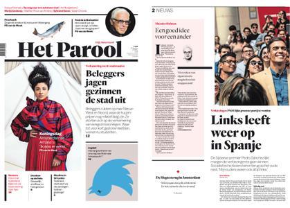 Het Parool – 27 april 2019