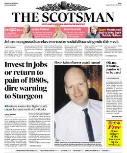 The Scotsman - 22 June 2020