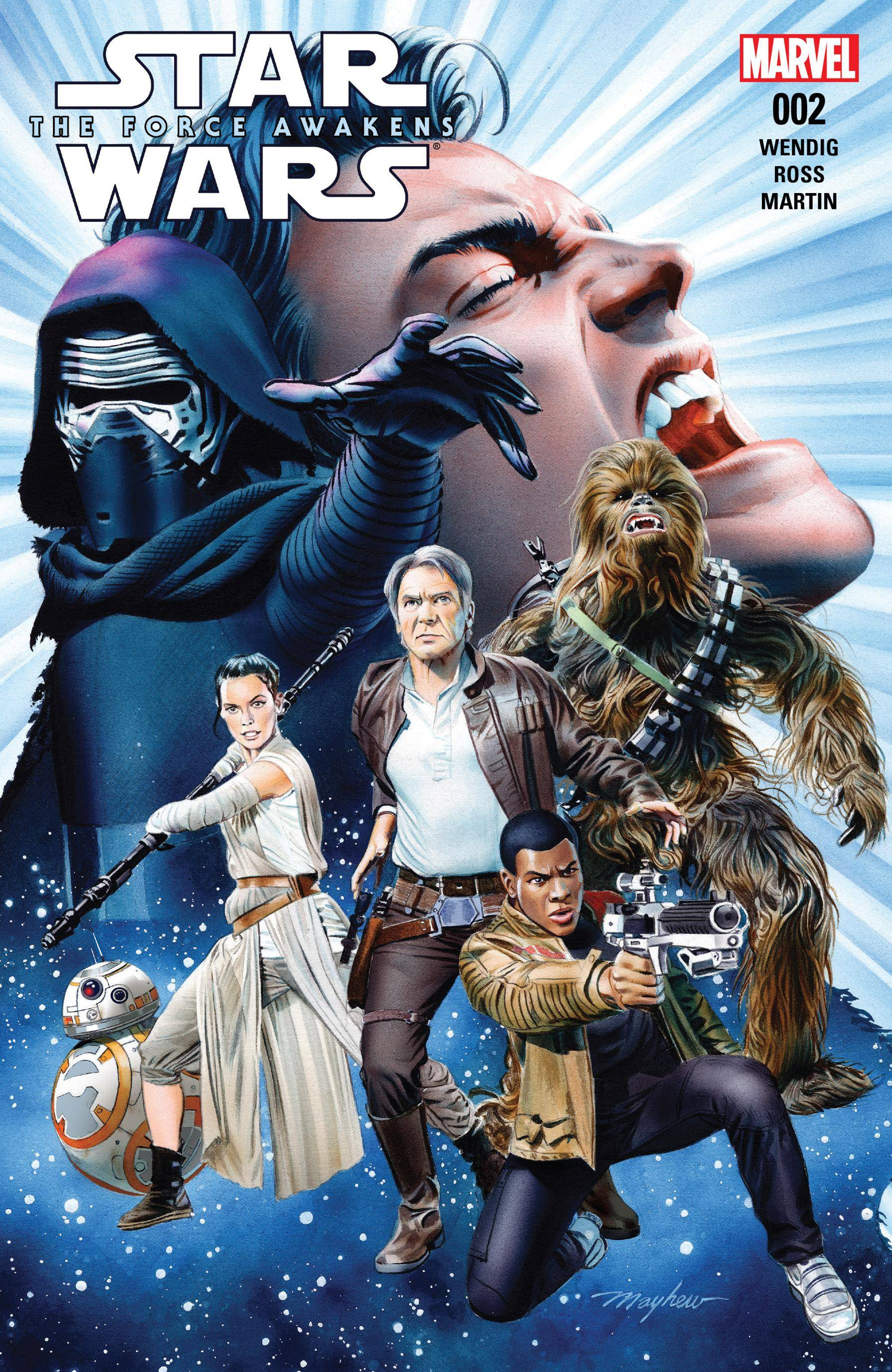 Star Wars - The Force Awakens Adaptation 002 2016 Digital Kileko-Empire