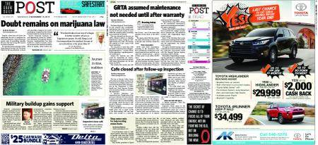 The Guam Daily Post – November 15, 2017