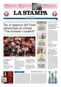 La Stampa Torino Provincia e Canavese - 22 Febbraio 2019