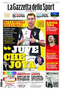 La Gazzetta dello Sport – 27 maggio 2020